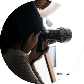 商品写真・動画撮影