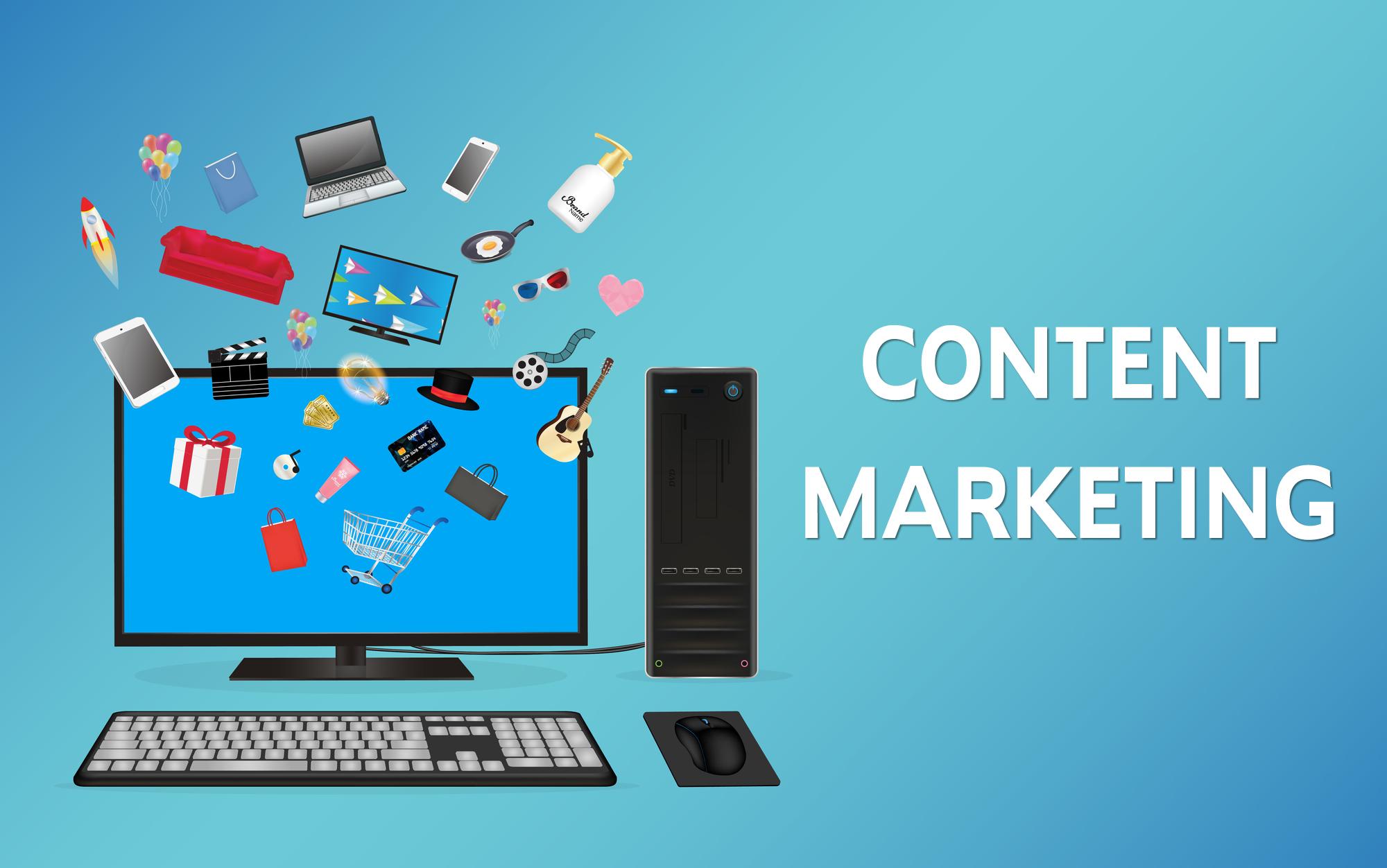 コンテンツマーケティングで繁盛ECショップを目指す
